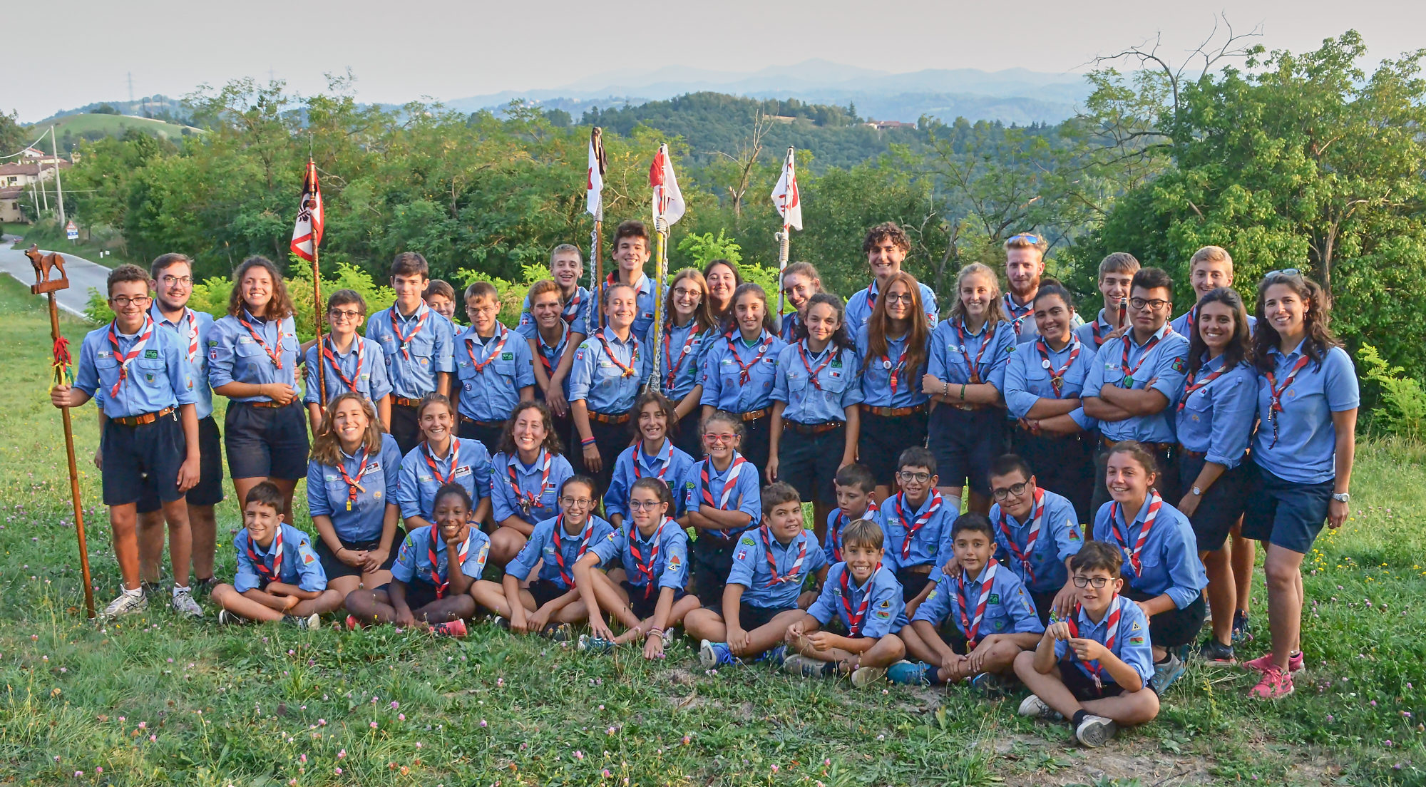 Gruppo Scout Settimo Torinese 1